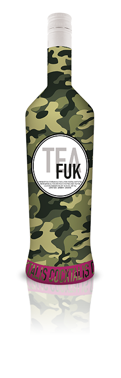 Bouteille Tea Fuk