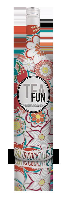 Bouteille Tea Fun