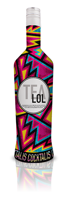 Bouteille Tea Lol