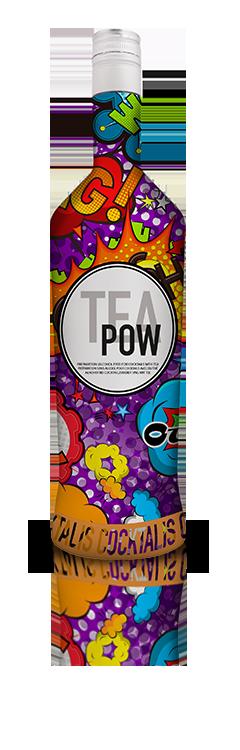 Bouteille Tea Pow