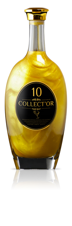 Bouteille 10 Collect'or