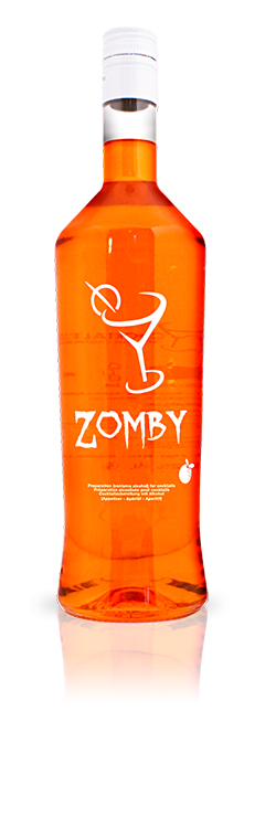 Bouteille Zomby