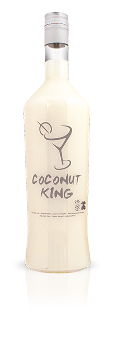 Bouteille Coconut King