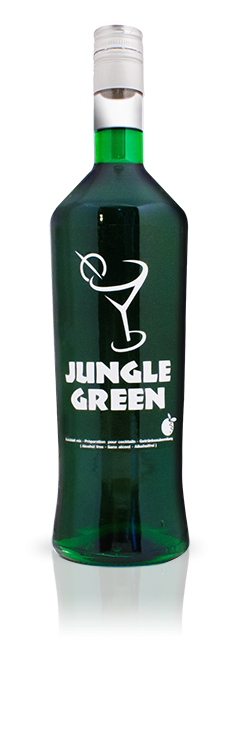 Bouteille Jungle Green
