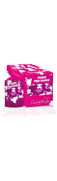 Chock'tails Crunchy Choc
